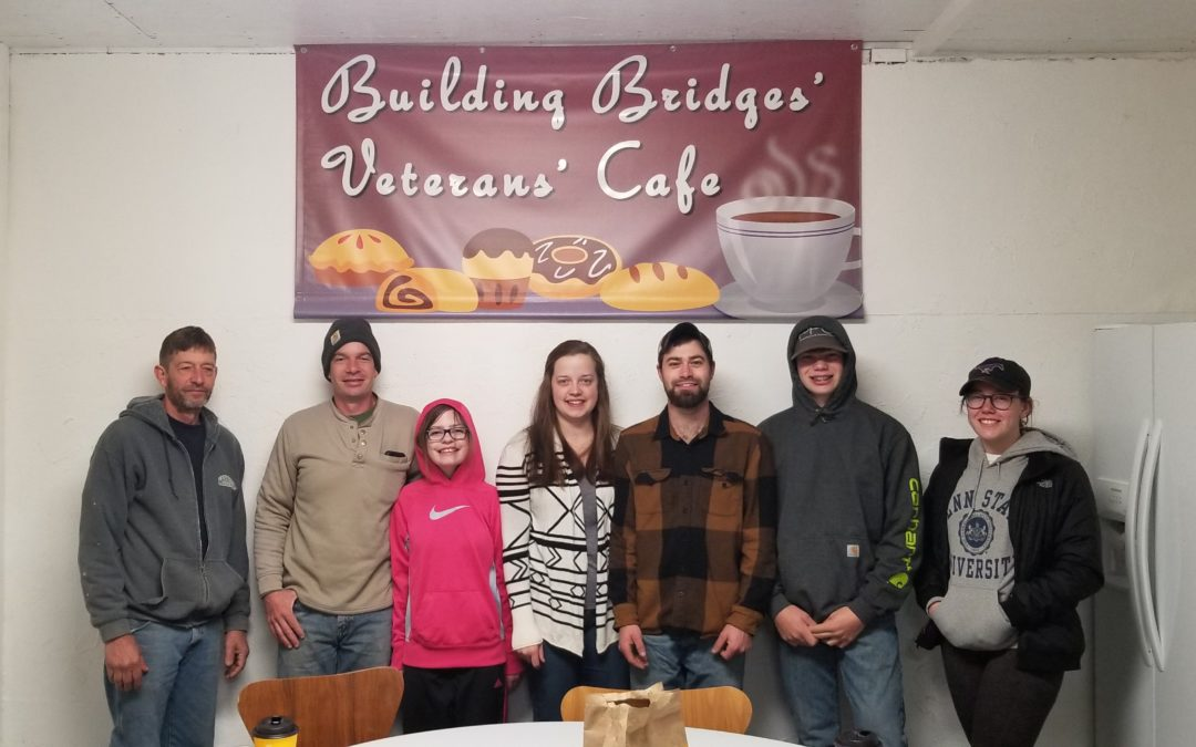 Veteran's Cafe