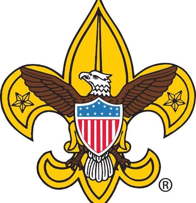 Thank You Boy Scouts!