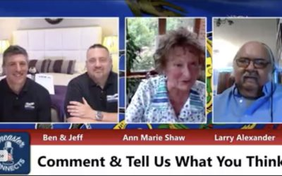 Pre-Memorial Day Interview on Lancaster Connects