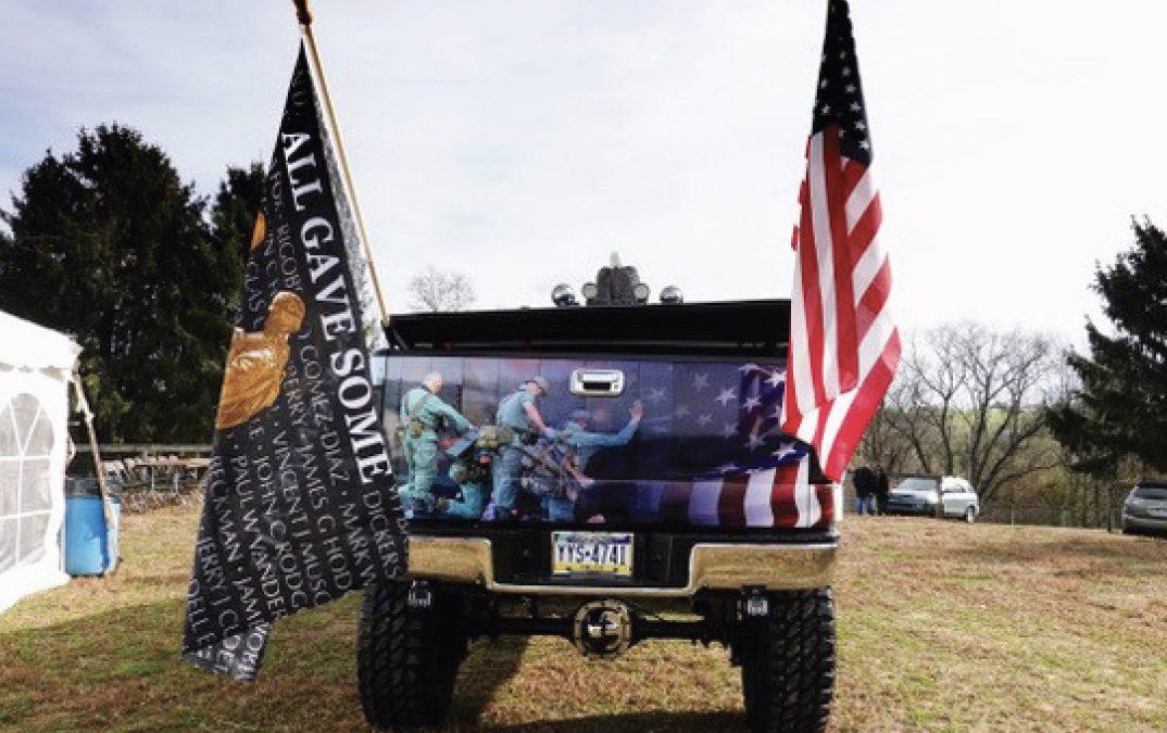 2021 Veterans Day Service & gun raffle